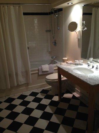 LHotel : Banheiro