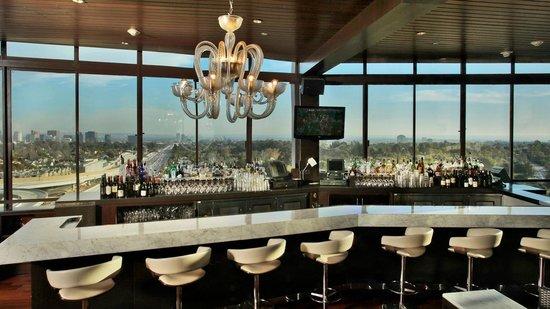 Hotel Angeleno: Breathtaking views from WEST Restaurant