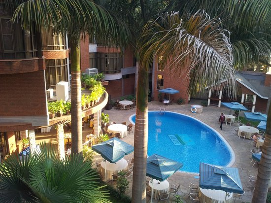 Kibo Palace Hotel : Pool