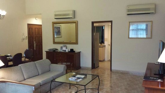 Somerset Ho Chi Minh City: very spacious apartment
