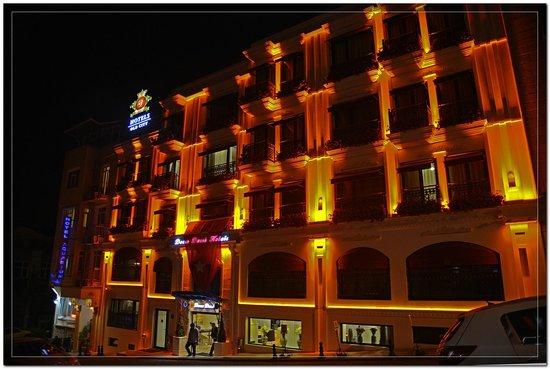 Dosso Dossi Hotel Old City : Facciata hotel