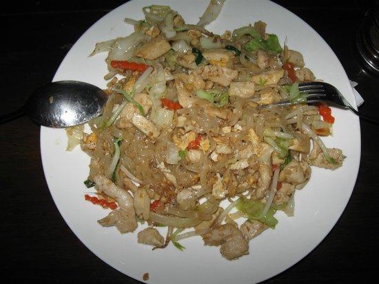 Ranee's Restaurant: pad thai