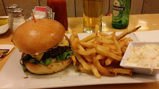 """Burger Heaven : le burger """"Heaven"""""""