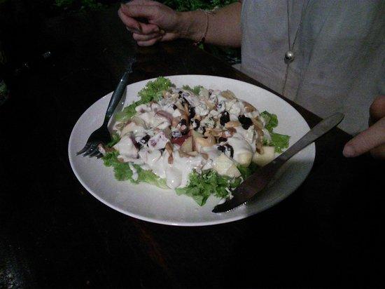 Ranee's Restaurant: salade