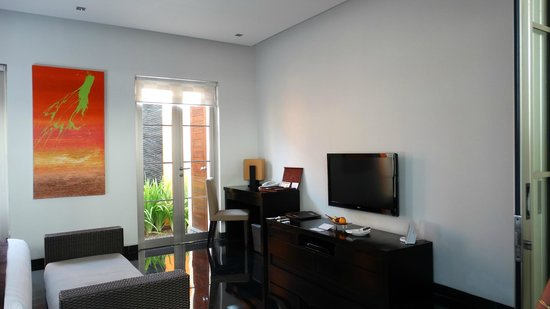 Sun Island Boutique Villas & Spa: chambre