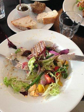 Cafe-Restaurant Rodin : Salade