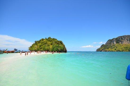 placa da ilha - Foto van Tup Island, Ao Nang - TripAdvisor