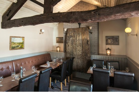 The Star Brasserie: The Restaurant