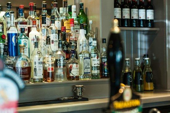 The Star Brasserie: The Bar