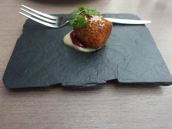 Tamka 43 Restaurant: Antipasto offerto