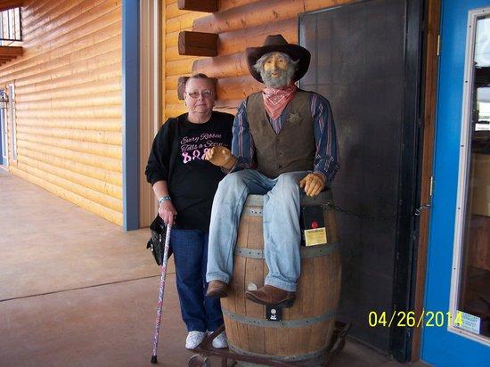 McGinn's Pistachio Tree Ranch : Love this guy!!