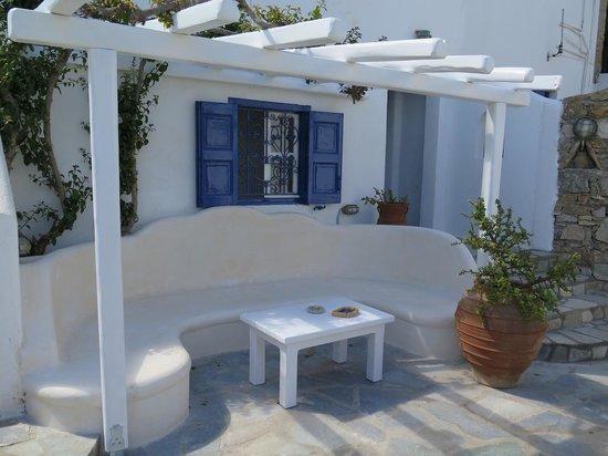 Villa Konstantin: Cozy Seating Area.