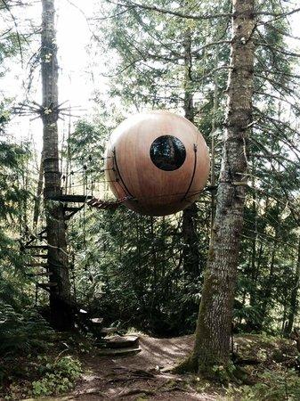 Free Spirit Spheres: Eye of Mordor