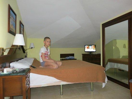 Hotel Apartamentos Vistamar : 803 номер