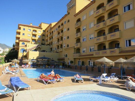 Hotel Apartamentos Vistamar : отель