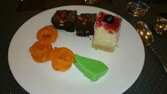 JC Residency Madurai : Dessert