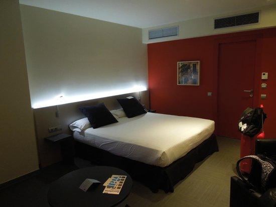 Leonardo Boutique Hotel Barcelona Sagrada Familia: Chambre 902