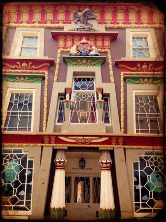Boskerris Hotel: The spectacular Egyptian House in Penzance