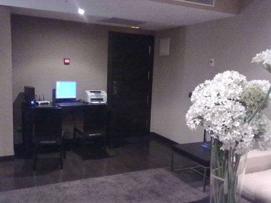 LangrehOtel & SPA: ACCESO A INTERNET