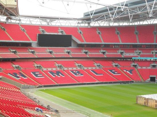 Wembley Stadium Tours: Wembley Stadium