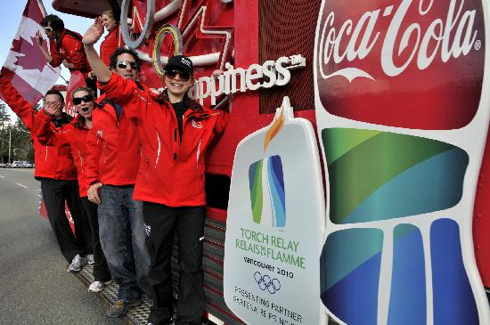Surrey, Canada: Olympics