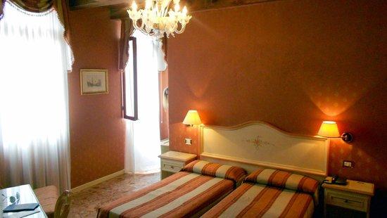 Hotel Conterie: Zimmer Nr. 11