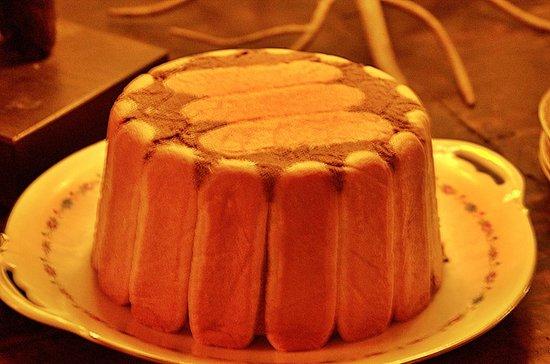 Domaine de la Vivarie: Dessert