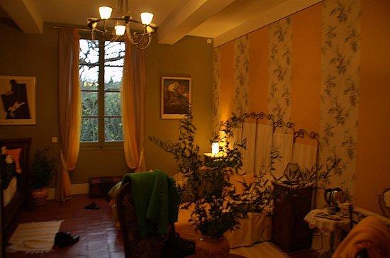 Domaine de la Vivarie: Spacious room