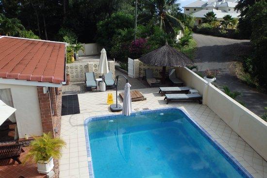 Carana Hilltop Villa: Piscine3