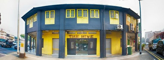 Photo of The Hive Backpackers Hostel Singapore