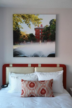 Harvard Square Hotel: Double Double Room