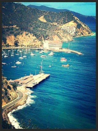 Catalina Boat House : Catalina Island