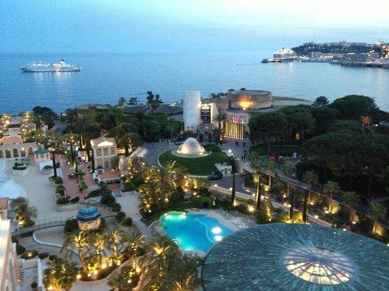 lagon picture of monte carlo bay resort monte carlo tripadvisor. Black Bedroom Furniture Sets. Home Design Ideas
