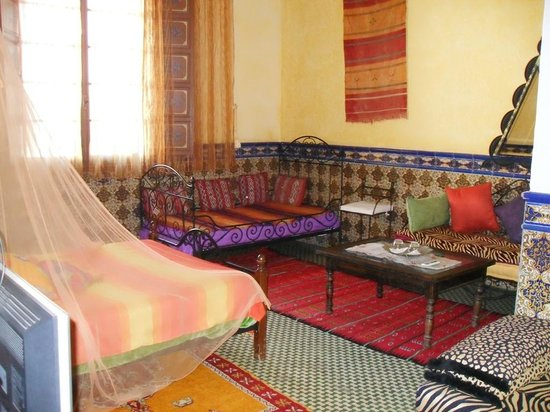 Riad Le Mazagao : suite Ouarzazte