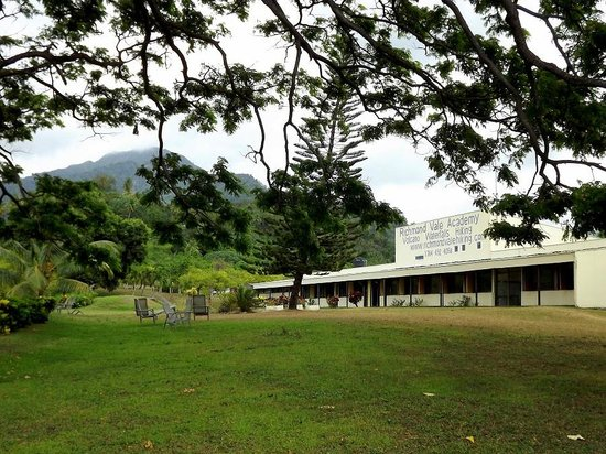 Richmond Vale Diving & Hiking Centre : The front of the main building