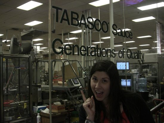 Tabasco Visitor Center and Pepper Sauce Factory: See the factory