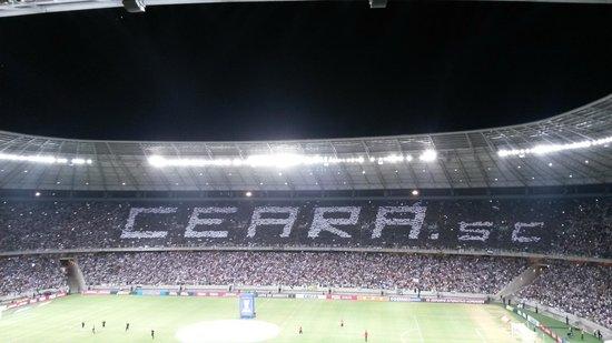 Arena Castelão : Final da Copa Nordeste