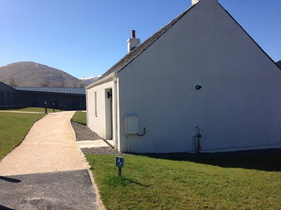 Bridge of Orchy Hotel: My bridal suite for the weekend
