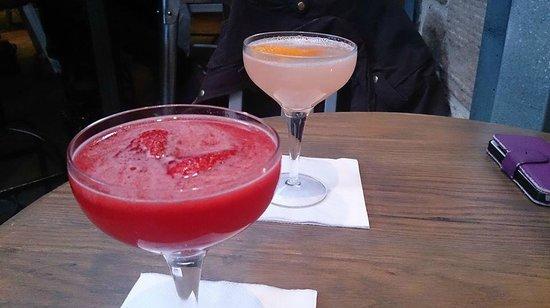 Indigo Yard: Cocktails