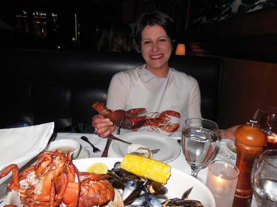 Atlantic Fish Company: Lobster, mussels and steamers