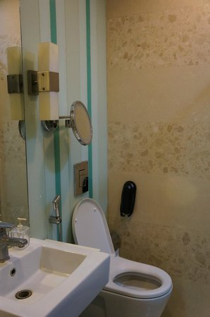 Residency Hotel : Bathroom