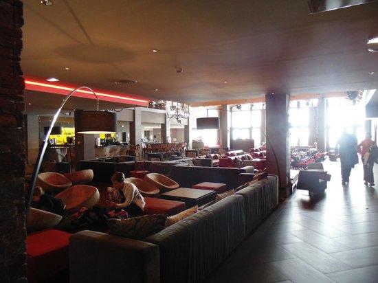 Club Med Valmorel : Lounge