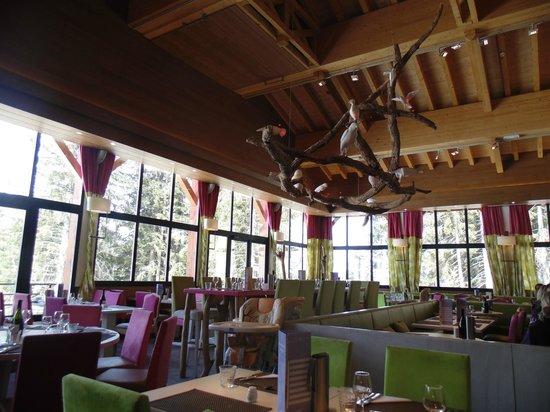 Club Med Valmorel : Restaurante primavera