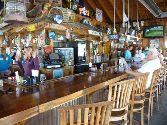 The Oar House: Inside Bar