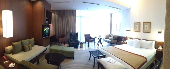 ITC Sonar: Room view