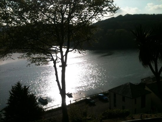 Trehaven Manor Hotel: View from 1st Floor