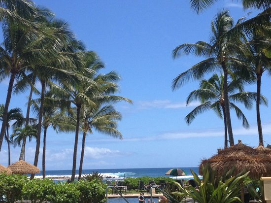 Marriott's Waiohai Beach Club: Poipu Beach snorkeling the best!