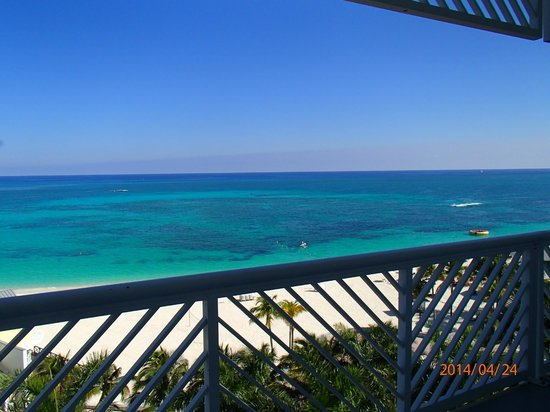 Grand Lucayan, Bahamas: View