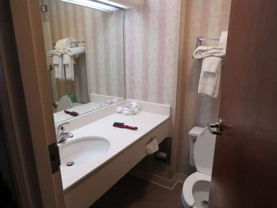 Baymont Inn & Suites Lexington : Bathroom 2
