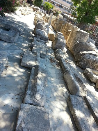 Limassol Castle: outside